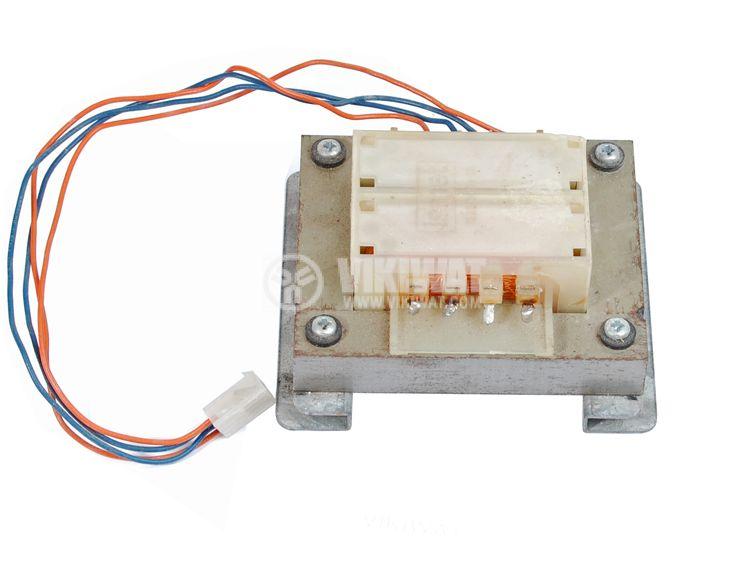 Ш - образен трансформатор 220 / 8.5 + 14 VAC, 30 VA