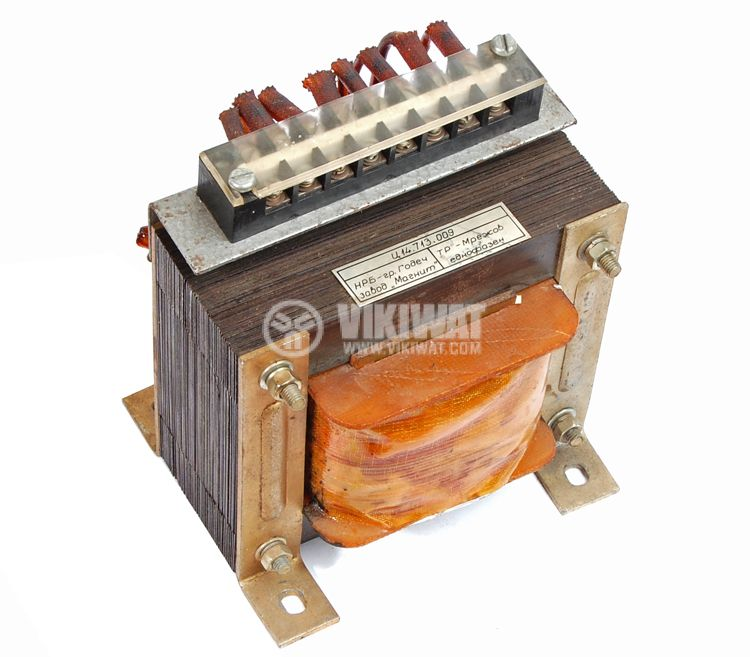 Shell Type Transformer 300 VA, 220/2 x 12 + 2 x 22 VAC - 2