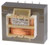 Трансформатор 230 VAC, 6+6 VAC, 2x0.4 A