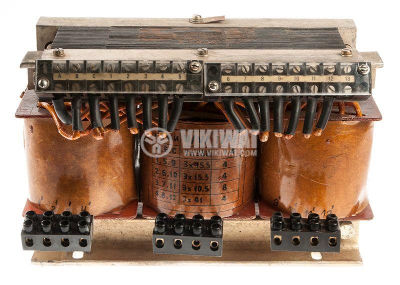 Three-phase transformer 500VA - 1