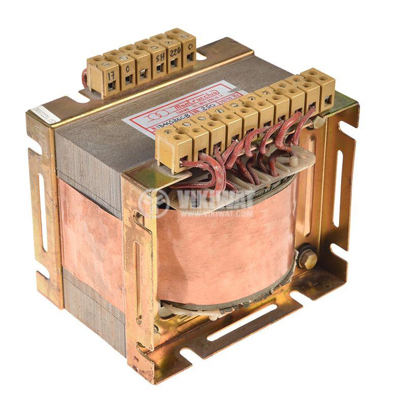 Трансформатор, 250VA, 220/2x(2x16+18)+17VAС - 1