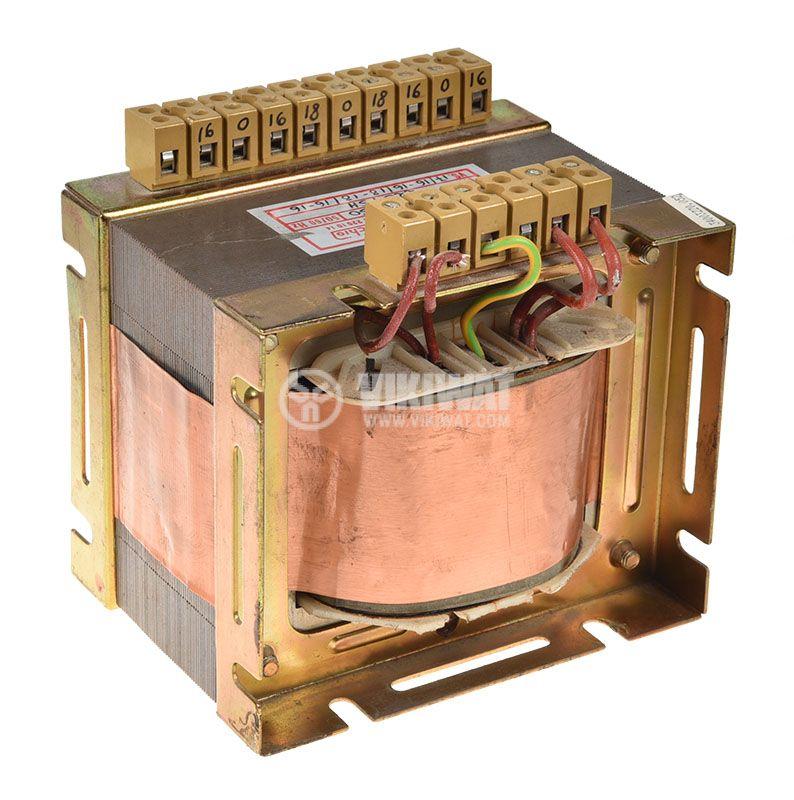 Трансформатор, 250VA, 220/2x(2x16+18)+17VAС - 2
