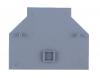 Капачка за редова клема 35 mm2, разделителна - 2