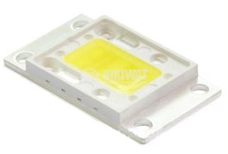 High power LED, 20 W, yellow, 585-595 nm, 700 lm, 20WY14 - 2