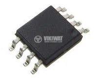 Интегрална схема 93C06, памет 256bit SERIAL MICROWIRE EEPROM, SO8