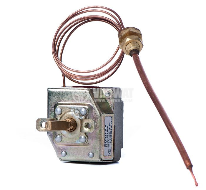 Capillary thermostat, M111.92, +30 °C to +190 °C, NC, 16 A / 250 VAC - 1