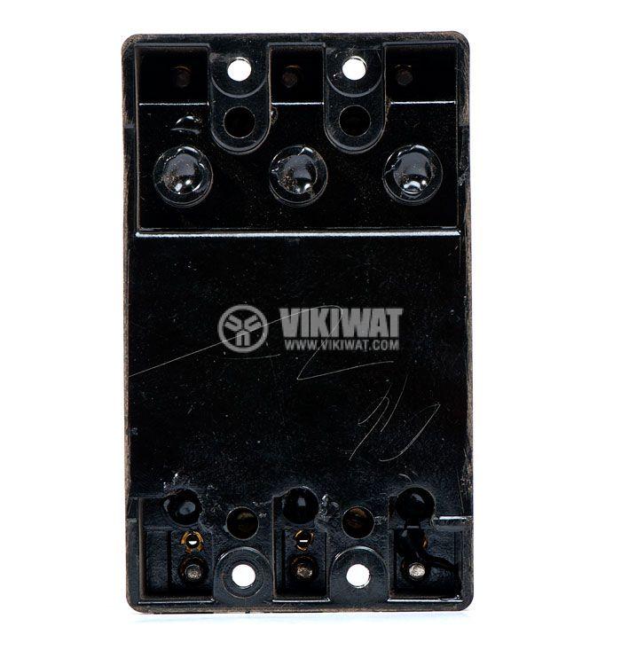 Автоматичен прекъсвач, J1K 50, 3P, 2.5 А, 500 V - 2