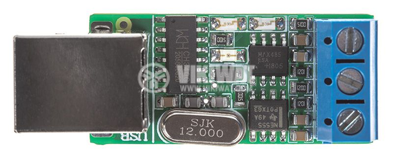 Converter USB to RS485 rev.1 - 3