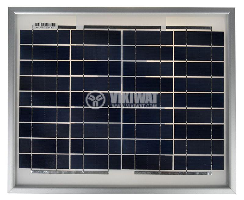 Соларен панел 10W 12V 0.58A LX-10M - 1
