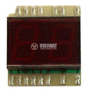 LED индикатор двоен с платка J2LED408-2