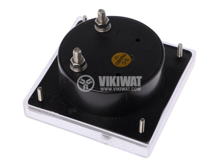 Волтметър 500V AC/DC 80x80 - 2