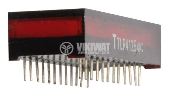 LED дисплей четворен червен  TLR4125 - 2