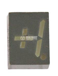 LED индикатор HA1106G/REINOLD D293 9x13x6mm