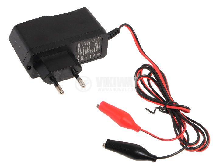 Зарядно устройство за акумулатори H12V1A, 12V, 1A - 1