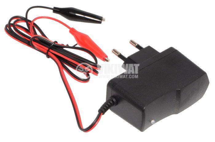 Зарядно устройство за акумулатори H12V1A, 12V, 1A - 2