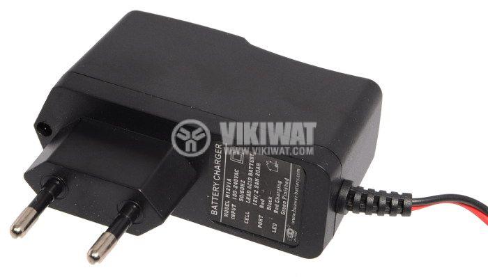 Зарядно устройство за акумулатори H12V1A, 12V, 1A - 3