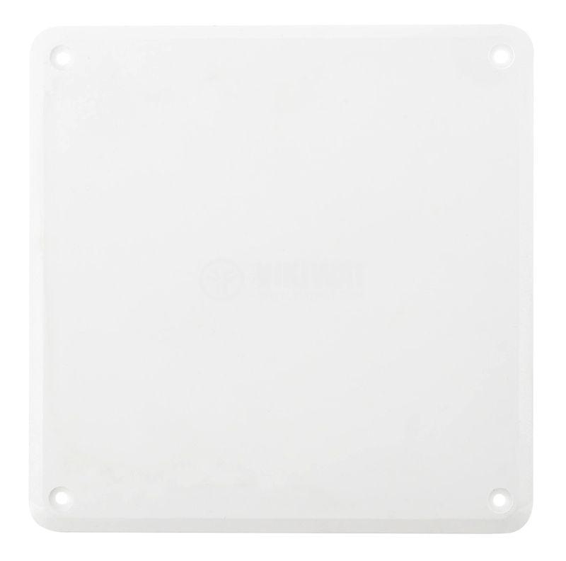 Разклонителна кутия KO 100, с капак, за вграждане в стени с мазилка - 5