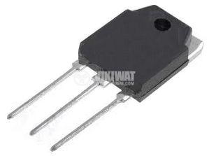 Tранзистор G80N60UFD, N-IGBT+D, 600 V, 80 A, 195 W, TO-3P