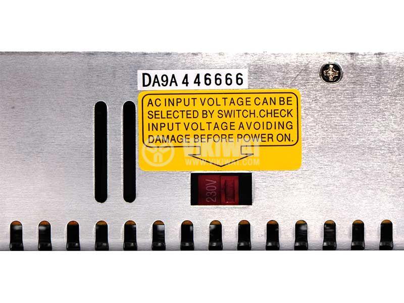 Захранващ блок, 5VDC, 60A, 300W, S-350-5 - 3