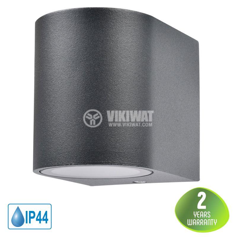 RITA Garden lamp, 220VAC, GU10, IP44, waterproof, BG32-00202 - 1