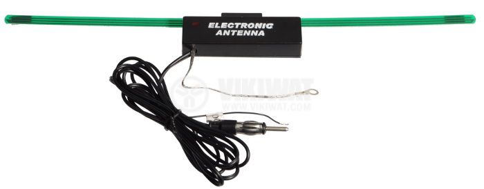 Electronic antenna for car windscreen DP-806