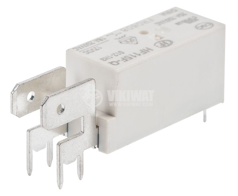 Electromagnetic relay, HF115F-Q/012-1H3, 12VDC/20A, 250VAC/20A, SPST, NO - 2