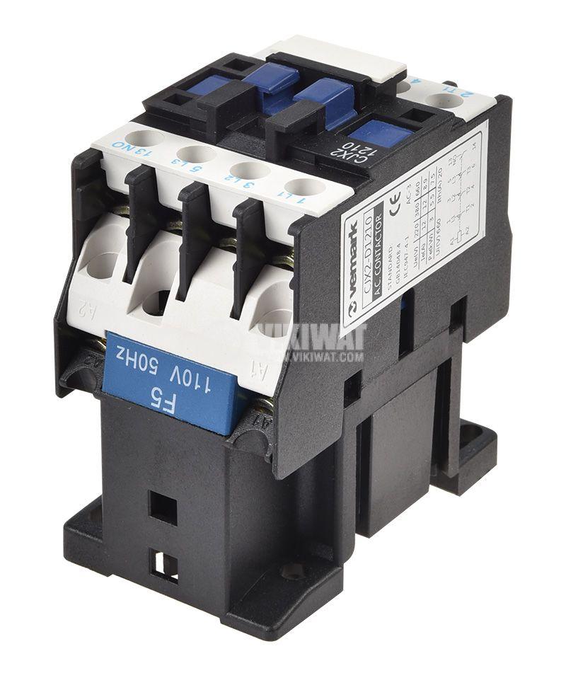 Трифазен контактор CJX2-D12 - 2