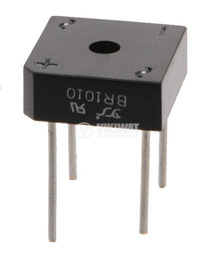 Грец схема 10A/1000V, BR1010