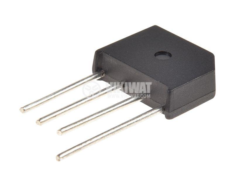 Грец схема 4A/400V, KBL404(RS402L) - 2