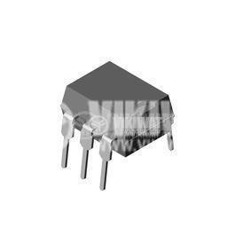 Оптрон TIL111, с транзисторен изход - 2