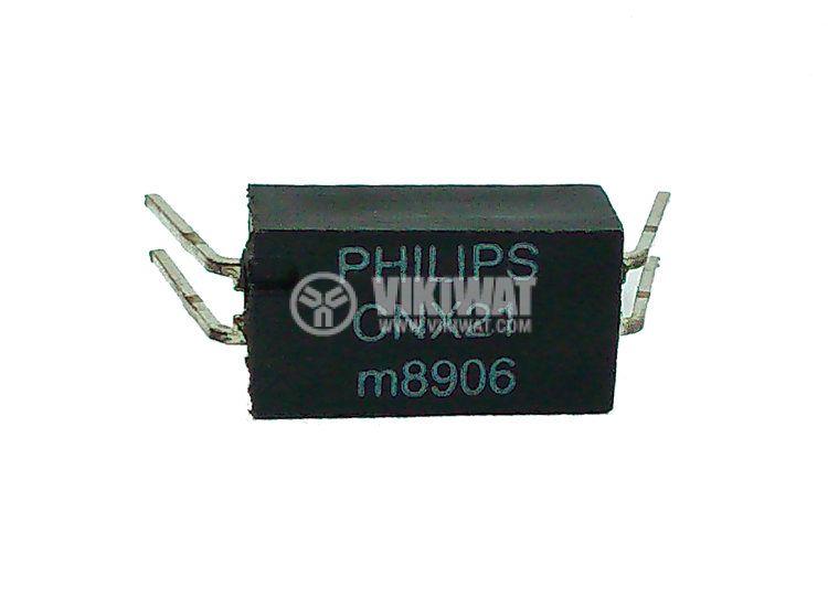 Оптрон CNX21, транзисторен изход, 1 канал, SOT211 - 1