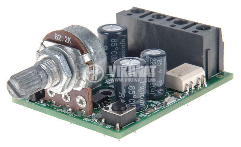 PWM DC 600W Motor Controller, 12-180VDC