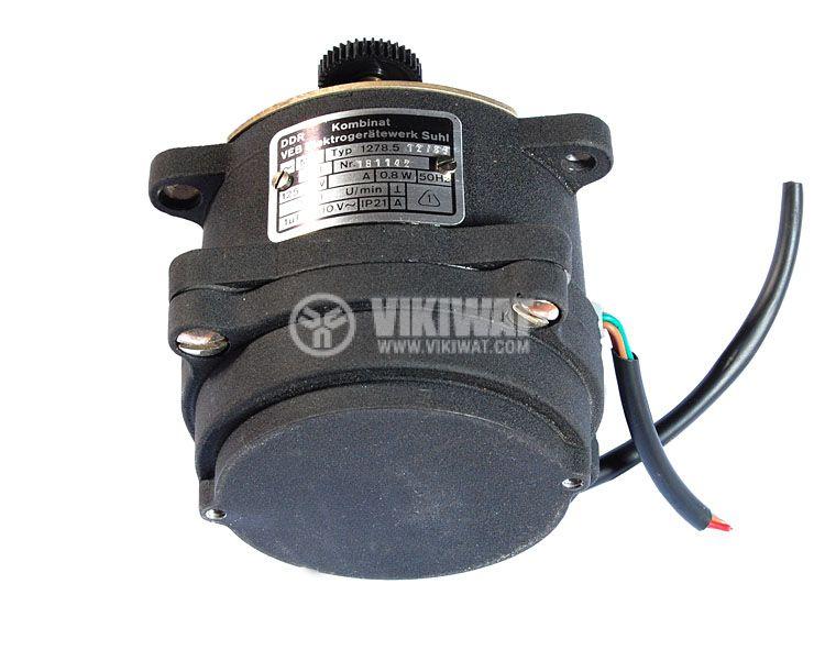 Електрически променливотоков мотор 125/20 V, 0.8 W, 50 Hz, 900 оборота - 2