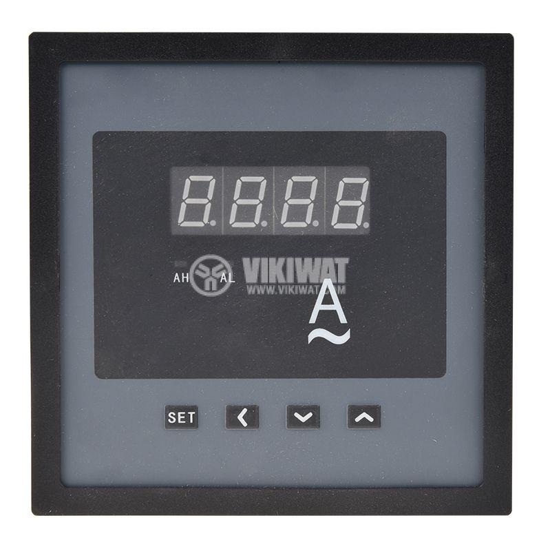 Digital panel ammeter AOB184I-2X1 5A AC current trasnformer - 2
