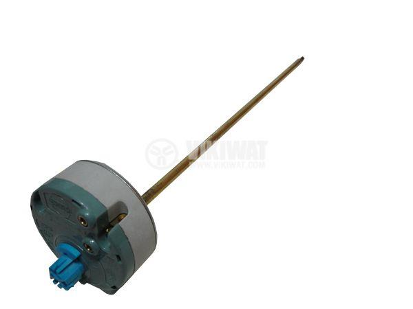 Терморегулатор, за бойлер, RTS3 Ariston, +40°C +80°C, 2NC, 16 A / 250 VAC, осезател 270 mm