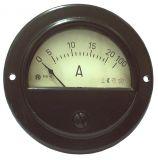 Aмперметър E15-5, 0/5-20/100A, AC, директен   - 1