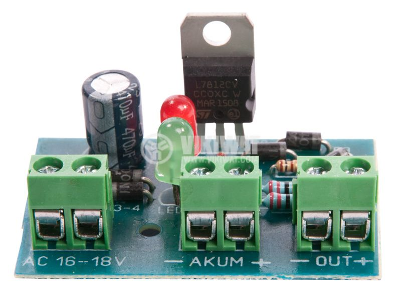 Rechargeable Batteries power supply, B-362 - 2