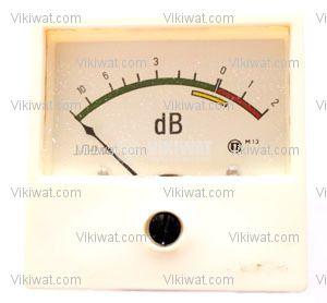 Децибел метър 10-0-2dB