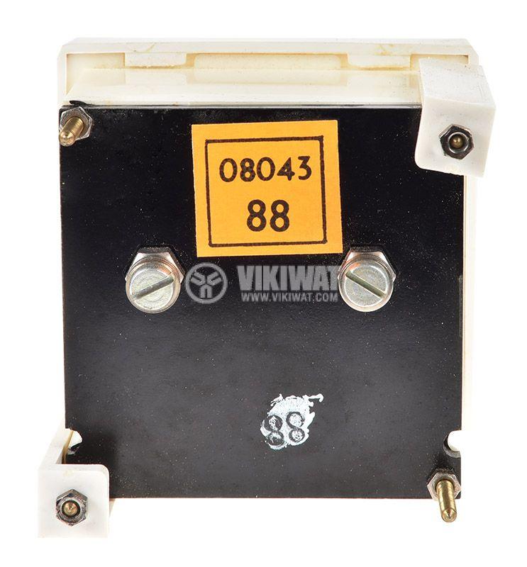 Aмперметър E21, 600A, AC, с външен токов трансформатор 600/5 - 3