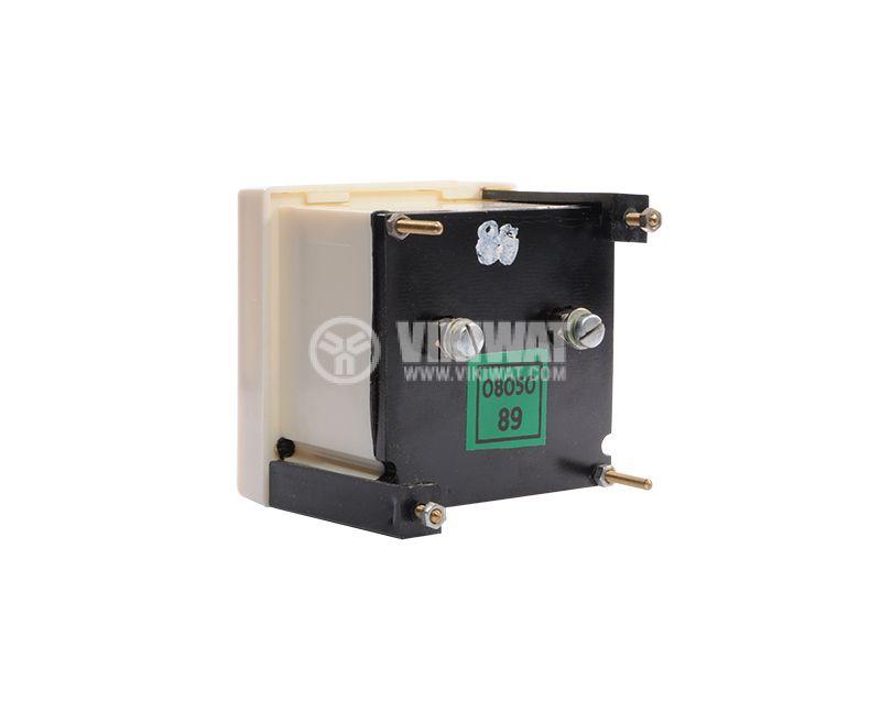 Aмперметър, 500A, AC E21-1 с външен токов трансформатор 500/5А - 2