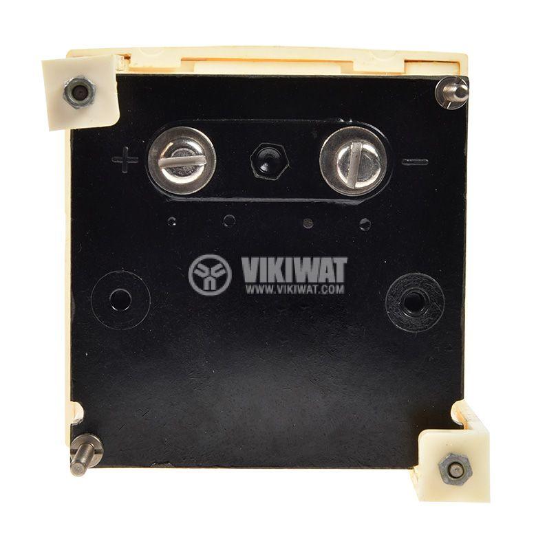 Aмперметър  E21-1, 400A, AC, с външен токов трансформатор 400/5А - 3