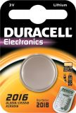 Button Cell Battery  DL2016 3 VDC, 80 mAh
