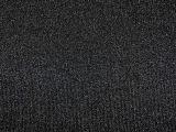 Плат за облицовка на рамки на тонколони, черен, 1.5m