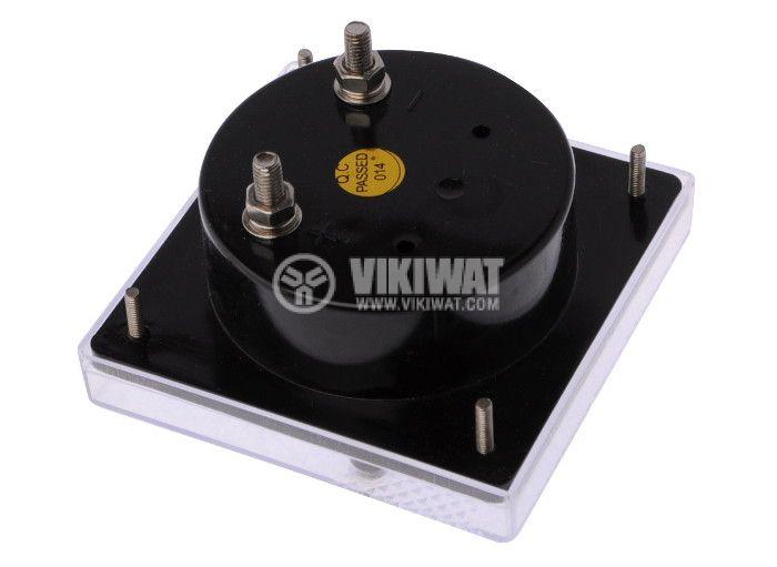 Амперметър, 100 A, AC, SF-80, с външен токов трансформатор 100/5 A - 2