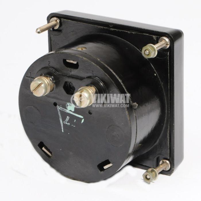Волтметър 4M31, 50VDC, размери 72x72 mm - 2
