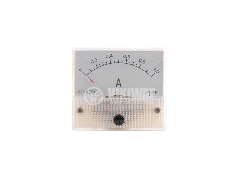 Aмперметър, 1A, DC, 85C1, директен - 1