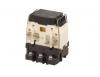 Contactor, three-pole, coil  380VАC, 3PST - 3NO, 63A, V63E, 2NO+2NC