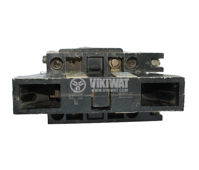Contactor, one-pоle, coil 40VDC, SPST - NO, 160A, КПЕ-6 - 3