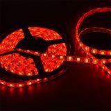 Светодиодна лента LED, 60 диода на метър, RGB цвят, SMD5050, 12VDC, 14.4W/m, IP65