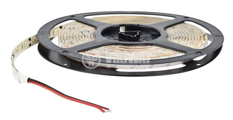Светодиодна лента LED, 60 диода на метър, зелен цвят, SMD5050, 12VDC, 14.4W/m, IP65 - 3